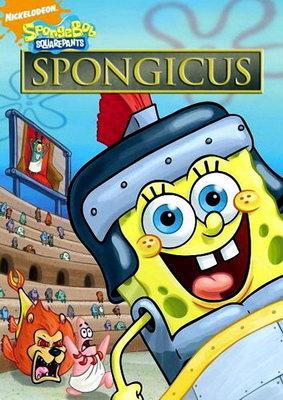 Губка Боб Квадратные Штаны: Спонджикус / Spongebob Squarepants: Spongicus (2009) DVDRip