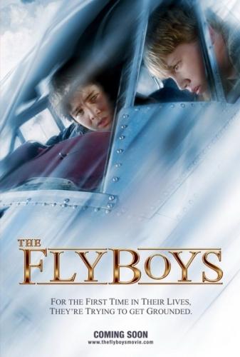 Cкачать бесплатно: Летчики / The Flyboys (2008) DVDRip