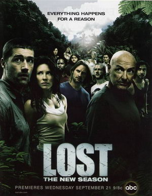 Остаться в живых 2 (24 серии) / Lost 2 / 2005 / DVDRip